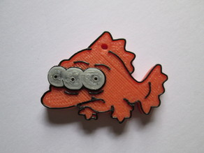 Blinky from Simpsons