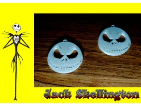 Jack Skellington earring