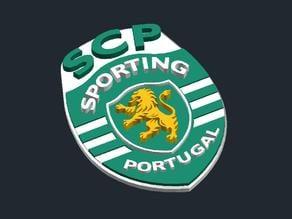 Sporting Lissabon - Logo