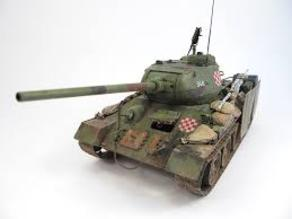 T34 Demon (stl files are not mine; stl files by juergen54)