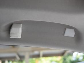 Honda Sun Visor Fix