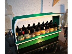 Vallejo Portable Paint Caddy - Stronger version