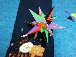 Stellated Icosahedron Chiral