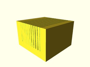 slicer block thru