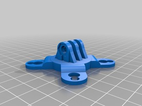 GoPro Simple suction cups base