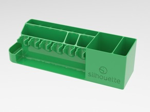 silhouette-cricut tool holder