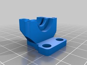 e3d V5 mount for Creality (CR-10/s)
