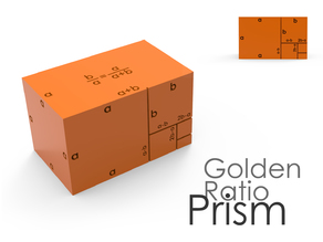 Golden Ratio Prism