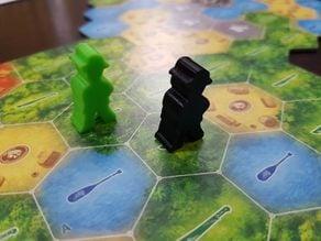 Quest for El Dorado Meeple