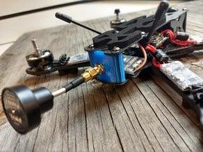 Impulse RC Reverb sma antenna holder
