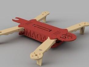 "MAGA ""Scorpion"" ~250 KingKong HobbyKing Drone Kit QUAD"