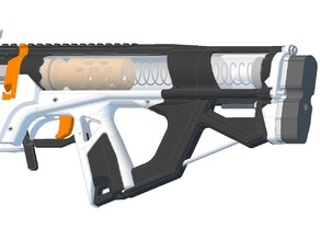 Nerf Caliburn - Cosmetic Stock Spacers