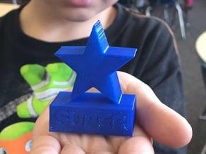 Super Star Student Award