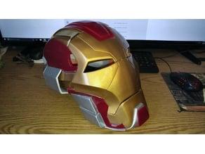 Heart Breaker Iron Man Helmet