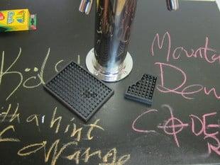 Kegerator Drip Tray