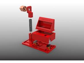Brushless Motor Thrust Stand