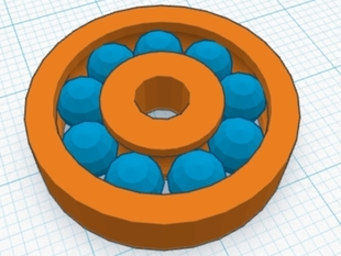 """IMPROVED"" BALL BEARINGS"