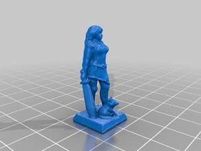 Pocahontas Warrior