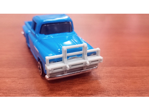 Car Bumper 1:64 (Gaslands)