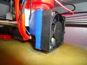 E3D v6 40mm Cooling Fan Duct