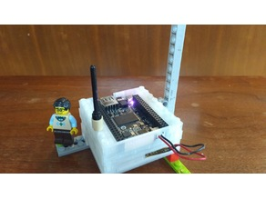 Case for CHIP and LiPo battery - Lego compatible