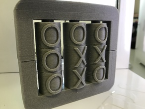 Naughts and Crosses Game (Tic Tac Toe)