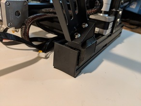 Ender 3 - 20x20 spool mouunt