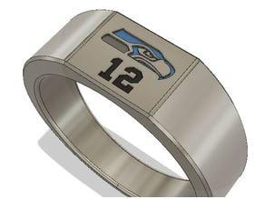 Seahawks Ring