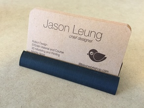 Card Holder (Designed by Jason Workshop)