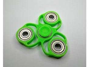 3 Planet Fidget Spinner
