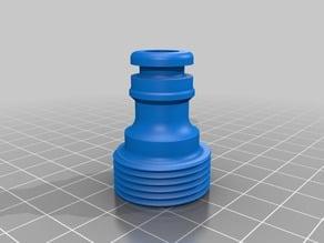 Gardena male fitting/accessory adapter (European/BSP)
