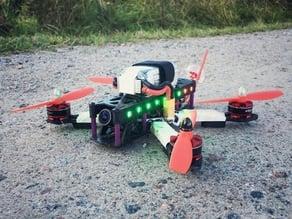 Martian II frame LED bar mount