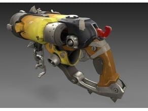 Overwatch RoadHog Pistol + Extras