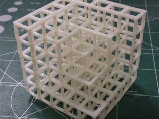 Cubic Pile 5X5