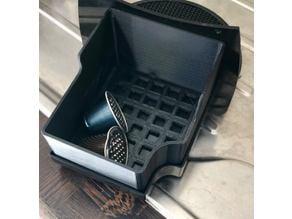Nespresso Essenza capsule container