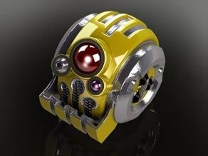 Head MK1 for SkullBot