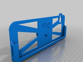 """Samsung Tablet A Stand 1"""" RAM Mount"""