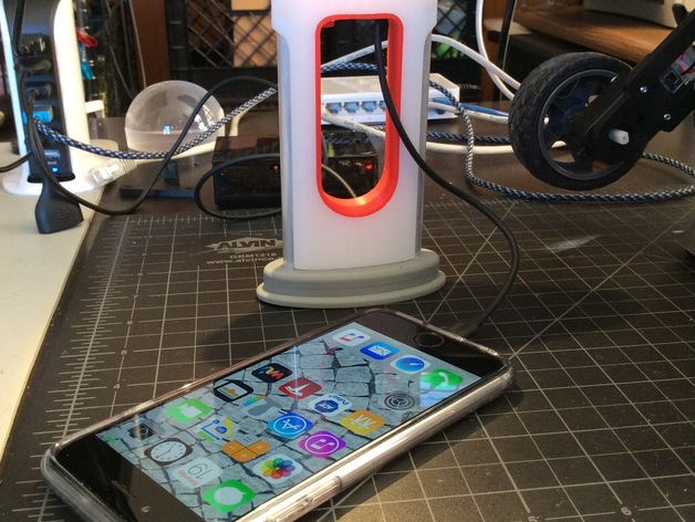 Tesla iphone supercharger by norris56 for 15 metrotech center 7th floor brooklyn ny 11201