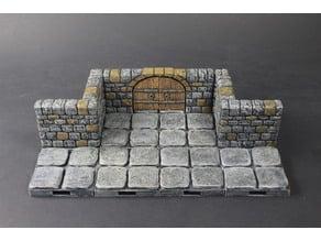 OpenLOCK Dungeon Stone Primary Doors