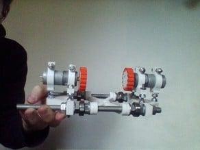 Wheatly Model TAD (Track Attachment Device)
