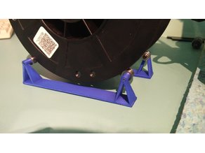 Simple Universal Roller Spool Holder