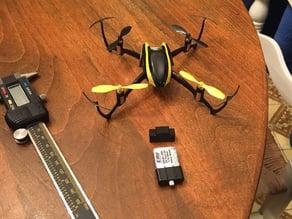 Battery Adapter E-Flite QuadCopter