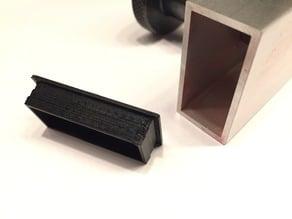 LittleRP Build Plate End Cap (40 x 20 mm Extrusion Profile Cover)