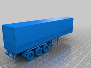 Trailer for truck