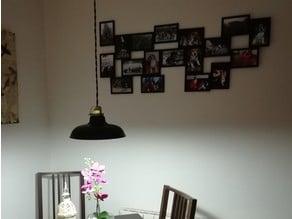 Modular photo frame