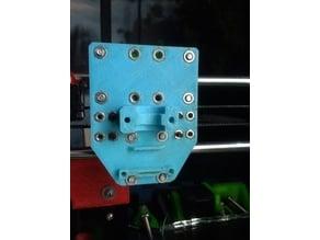 Anet A8 X Carraige Gantry Plate