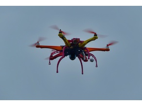 Drone Hexa3D