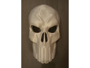 Punisher Mask (no supports)