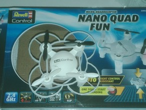 Revell Nano Fun blade cover