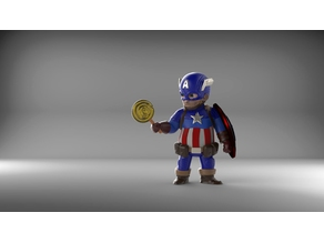 Chubby Captain America (low res)